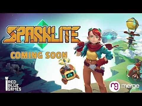 Roguelite Sparklite Gets Shiny New Teaser Trailer