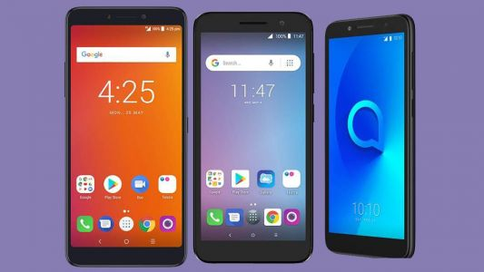 Telstra's first Android Go phones land September 4