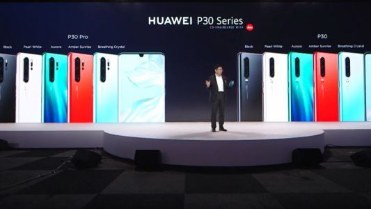 Huawei P30 and P30 Pro launched with 'a complete rethink' on the camera