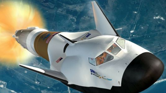 The stunning new craft that will one day launch astronauts and space tourists