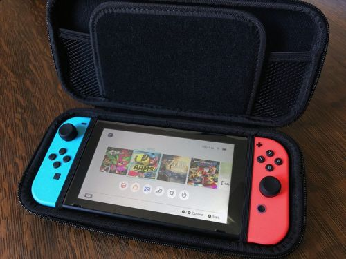 The best cases for the Nintendo Switch