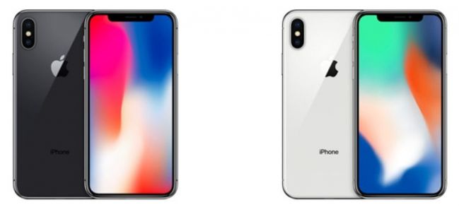 IPhone X Comes Only in Space Gray and Silver With No Sign of Gold