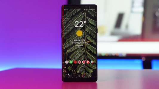 Galaxy Note 8 full Android Pie update now rolling out in Eastern Europe