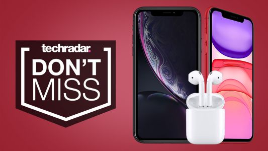Score a free pair of AirPods with Carphone Warehouse's huge range of iPhone deals