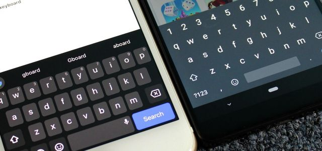 How to Get a Dark Theme on Gboard for iPhone or Android