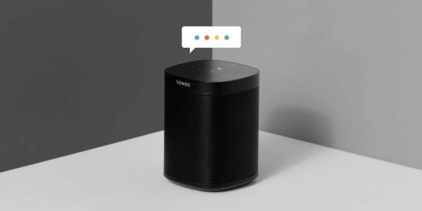 Google Assistant finally arriving on Sonos One and Sonos Beam