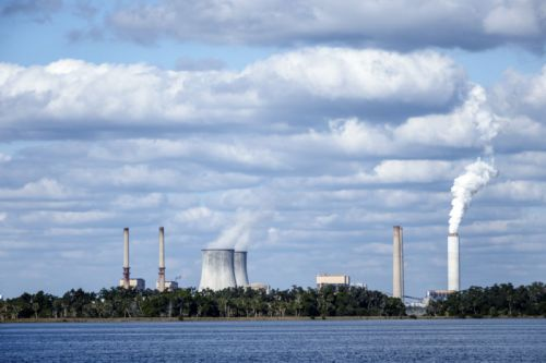 Thermal power plants use a lot of water, but that's slowly changing