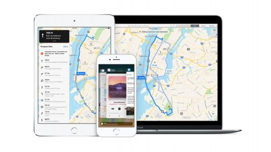 IPhone: How to toggle tolls or highways in Apple Maps