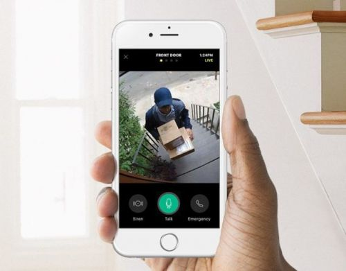 Canary's Security Camera Updated With Package Detection Feature