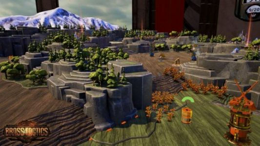 Brass Tactics hands-on: Scaled-down VR strategy game remains challenging