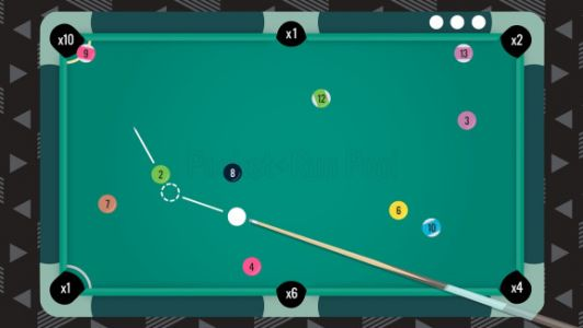 Pocket-Run Pool is indie dev Zach Gage's version of 8-Ball