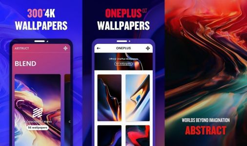 You Can Download The Official OnePlus 7 Pro Wallpapers