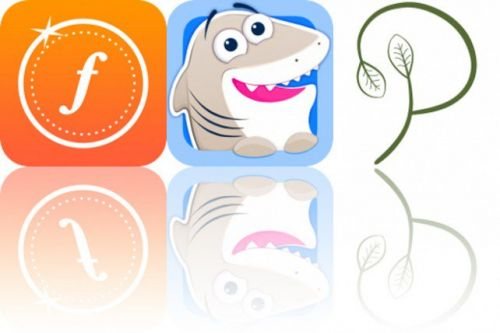 Today's Apps Gone Free: Fudget, Nice Shark and Purely Vegan