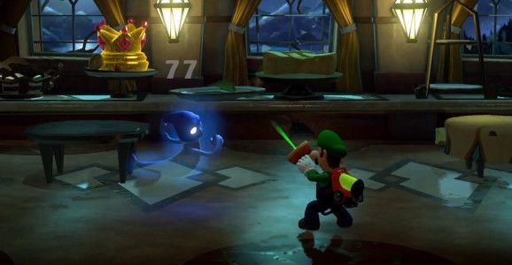 Luigi's Mansion 3 comes to Switch in 2019