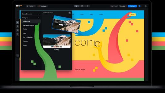 Website builder Boxmode partners with NING to take on WordPress