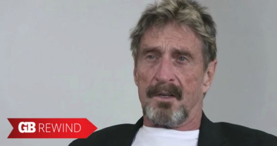 Blockchain wins the John McAfee Award for Destroying Time and Wealth