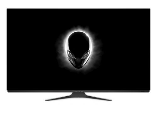 Alienware 55 inch OLED Gaming Monitor revealed