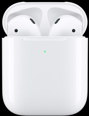 What's the difference between first-gen AirPods and the second-gen AirPods?