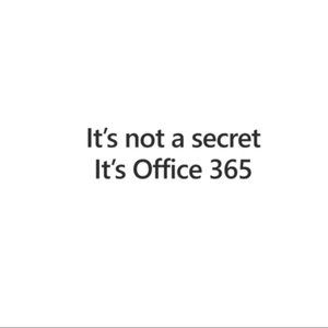 Microsoft goes after. Microsoft in bizarre Office 365 vs. Office 2019 ads