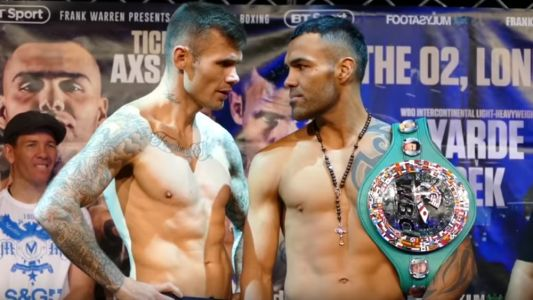 How to watch Garcia vs Murray: live stream the boxing from anywhere