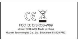 Likely Wi-Fi Only Model Of Huawei Mediapad T3 8.0 Hits FCC