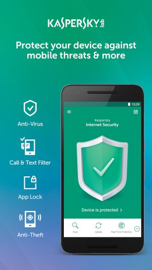 Top 10 Best Android Apps - Antivirus - September 2018