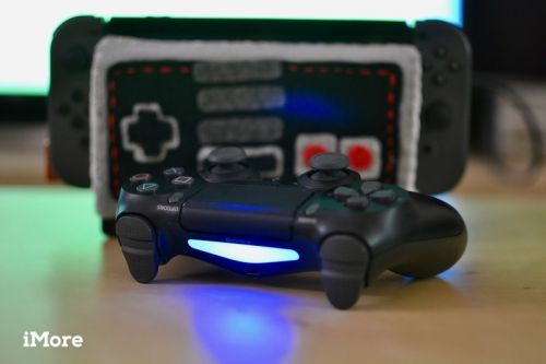 How to use a PS4 DualShock controller with your Nintendo Switch