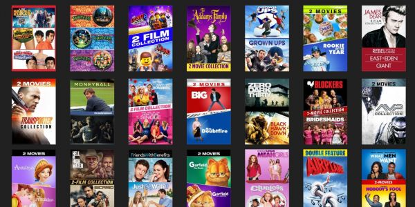 Apple launches movie bundle sale under $10, plus $1 rental of the week, more
