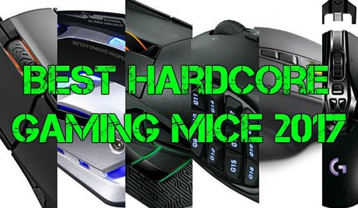 Best Gaming Mice for Hardcore Gamers in 2017
