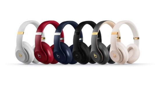 New Beats Studio 3 Wireless Headphones Feature Apple's W1 Chip