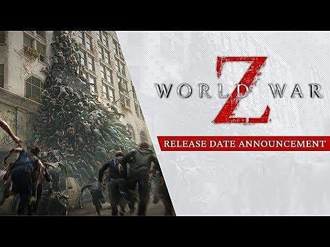 World War Z Gets Release Date, PC Version Will be Exclusive to Epic Games Store