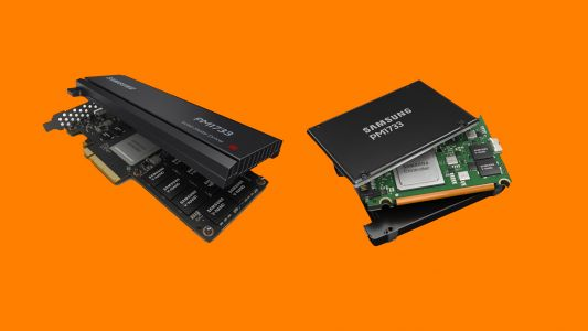New Samsung SSDs for servers double in speed and can 'never die'