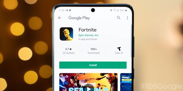 Google countersues Epic Games for 'willfully' breaching Play Store contract w/ Fortnite stunt