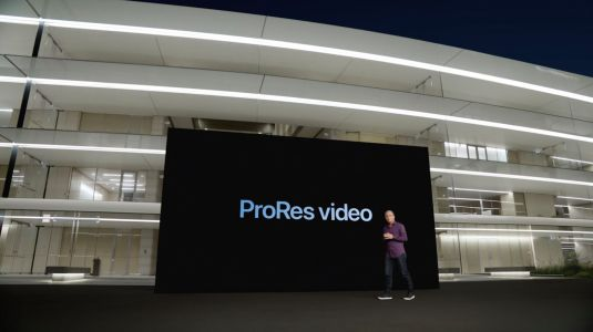 Apple announces ProRes support for iPhone 13 Pro
