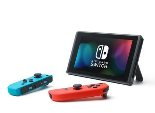 Nintendo Switch Was The Best-Selling Console On Cyber Monday