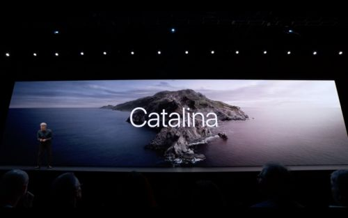 Apple Announces 'macOS Catalina' With Separate Apple Music, Podcasts, and TV Apps