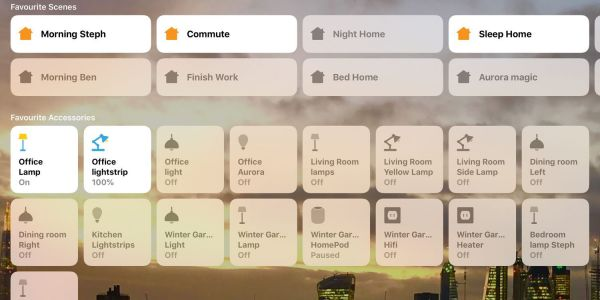 Feature Request: Many more HomeKit icons for easier at-a-glance control