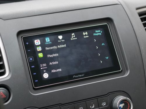 Best CarPlay-enabled Audio Receivers in 2018