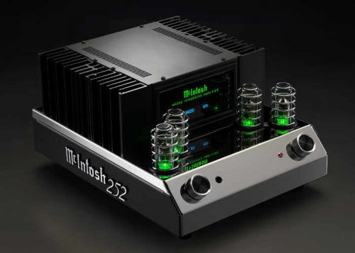 McIntosh MA252 Integrated Valve Amplifier Launches For $3,500