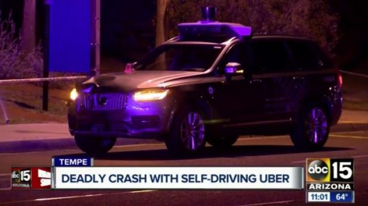 Uber's Self-Driving Car Didn't Slow Down Before Fatal Crash
