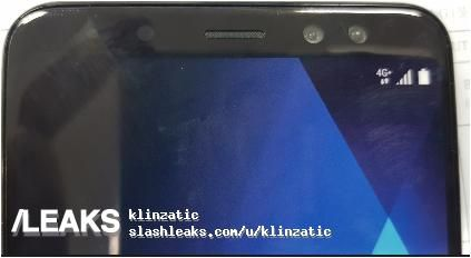 Samsung Galaxy A7 (2018) Leaks With Two Front-Facing Cameras