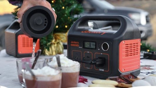 Save 25% on Jackery Portable Power Station and charge everything on the go