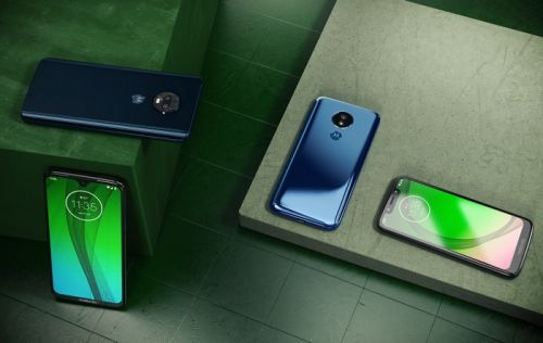 Motorola Moto G7 Power launched in India