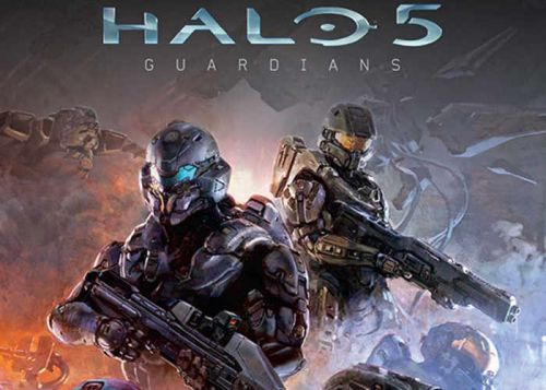 Xbox One X 4k 60fps Halo 5 Guardians Gameplay