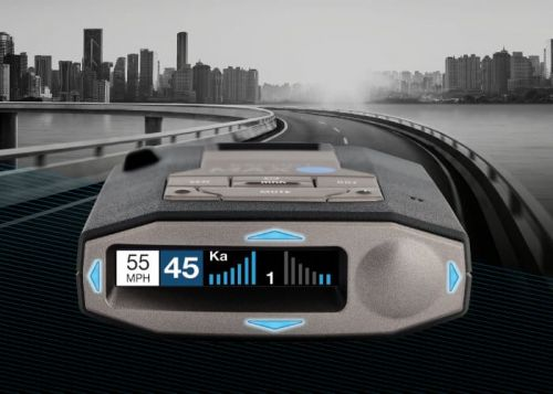 ESCORT MAX 360c Radar And Laser Detector Designed For The Connected Car