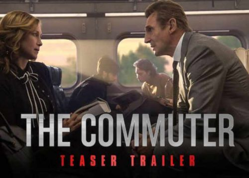 The Commuter Starring Liam Neeson Arrives January 18th 2018