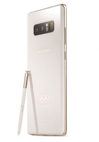Samsung introduces special edition Galaxy Note 8 just for 2018 Winter Olympic competitors