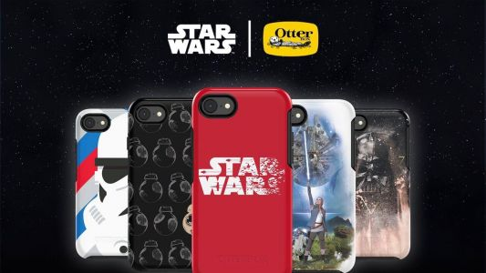 OtterBox releases official Star Wars iPhone case collection ahead of The Last Jedi premiere