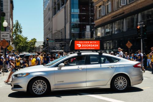 Firefly raises $21.5 million for digital ad displays on rideshare drivers' cars
