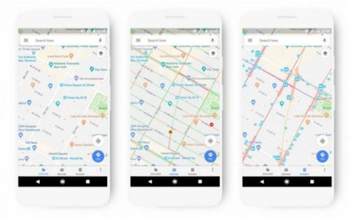 Google Denies Creating A China-Specific Version Of Google Maps